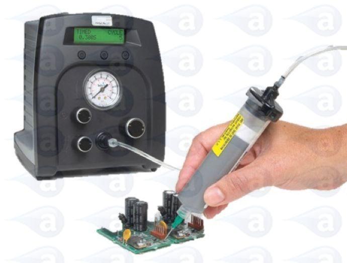 Model Ts250 Digital Timed Syringe Dispenser 0 100 Psi